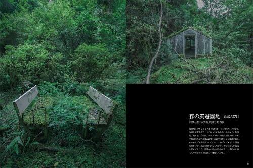 森の廃遊園地[近畿地方]