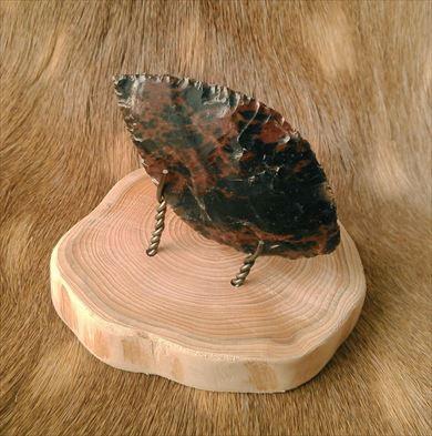 同人誌 シャッツキステ 打製石器を作る 博物クリスマス