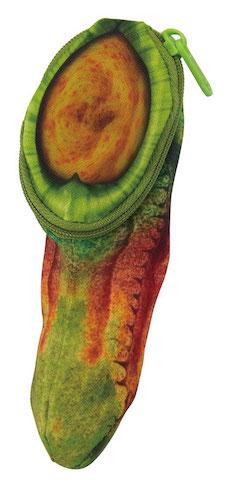 トイカプセル 食虫植物 ポーチ