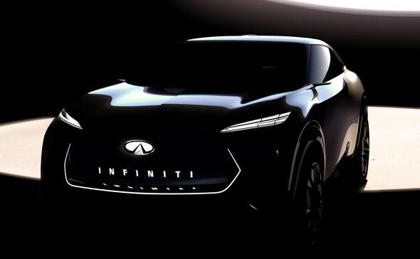 クロスオーバーEVのコンセプトカーを発表予定