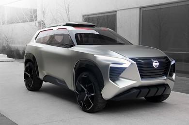 (参考)SUVコンセプトカー「Xmotion」