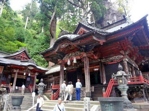神社仏閣ランキング6位