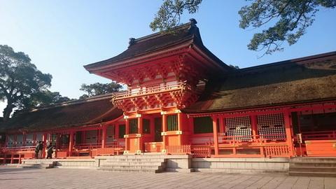 神社仏閣ランキング14位