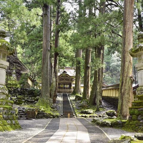 神社仏閣ランキング16位