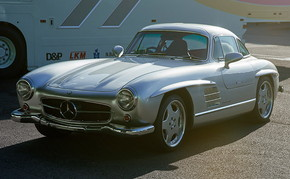 1955 MERCEDES-BENZ 300 SL GULLWING AMG