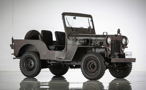 1959 MITSUBISHI WILLYS JEEP(CJ3B-J3)