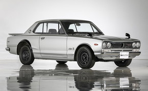 1971 NISSAN SKYLINE 2000 GT-R (KPGC10)