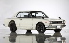 1972 NISSAN SKYLINE 2000 GT-R (KPGC10)