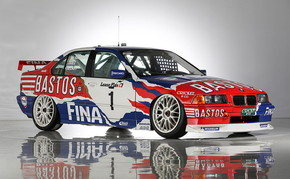 1995 BMW 320ST NUR & SPA 24H WINNER