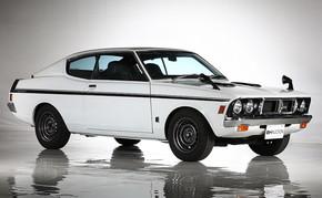 1971 MITSUBISHI GALANT GTO MR