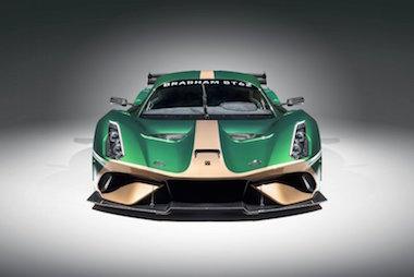ブラバム BT62 スーパーカー レーシングカー