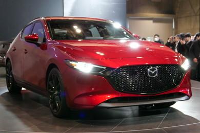 「Mazda3」ハッチバック