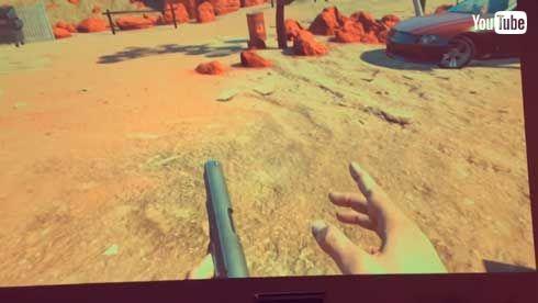 VR ハプニング 手榴弾 パニック 壁にぶつかる YouTube