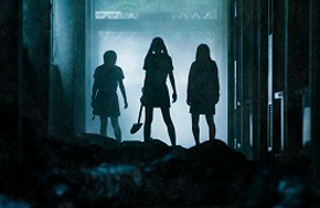 映画「がっこうぐらし!」 まんがタイムきららフォワード 1月25日公開