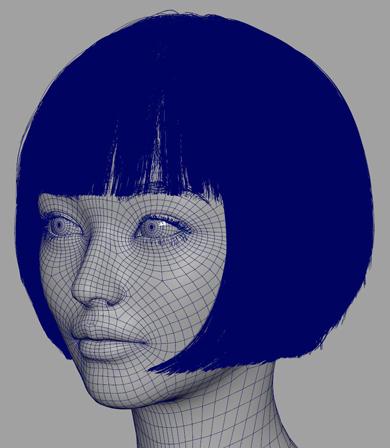 CG 女の子 バーチャル ヴァーチャル モデル imma ModelingCafe インスタグラマー デジタルヒューマン