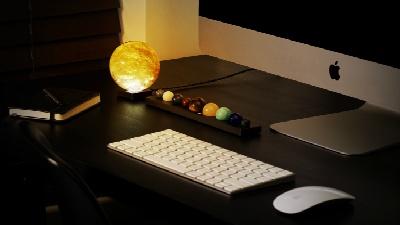 DeskSpaceソーラーライト