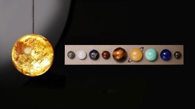 太陽系インテリアとセットで