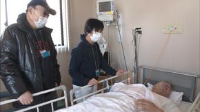 クロちゃん 手術 動脈瘤 名医のTHE太鼓判 入院