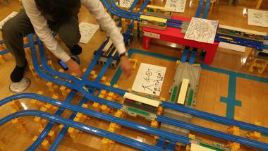 プラレール 東京メトロ 都営地下鉄 再現