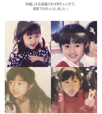 菊地亜美 アイドリング!!! 整形 10年前 母 顔 幼少期