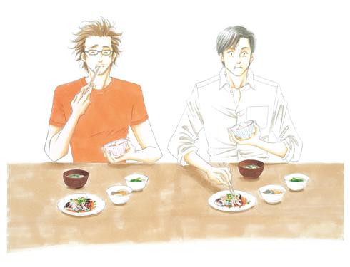 きのう何食べた? 西島秀俊 内野聖陽 ドラマ化 よしながふみ