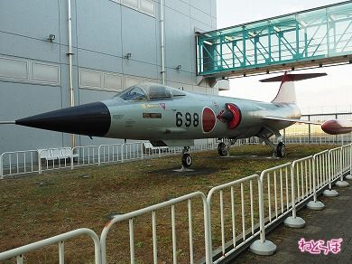 F-104実機