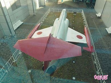 F-104上から
