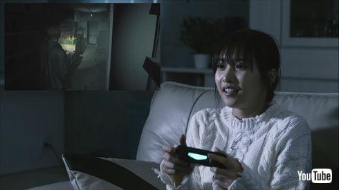 佐野ひなこ ゲーム実況 バイオハザード RE:2 YouTube ひなちゅーぶ