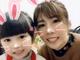 吉田沙保里、めいっ子の美少女・ココちゃんと2ショットで共演報告 「楽しく美味しいロケでした」