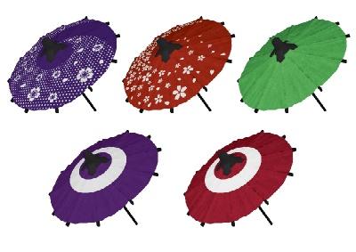 ガチャぶんのいちシリーズ「和傘」