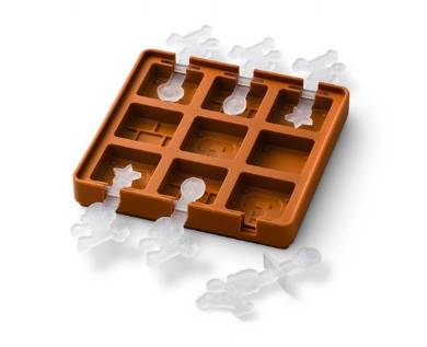 シリコントレーセット(ブロック)の全体写真