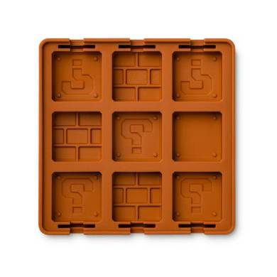 シリコントレーセット(ブロック)のトレー単品写真