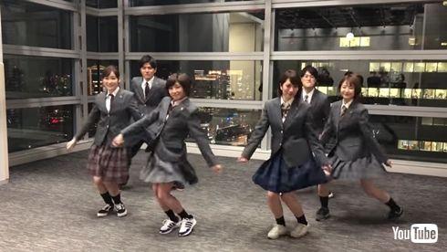 市來玲奈 日テレアナウンサー 朝礼体操 3Aダンス 3年A組 キンタロー 社交ダンス
