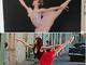 「アイドル界の軟体女王」「もはや芸術」 須田亜香里、バレエを踊る今昔写真にファン驚嘆