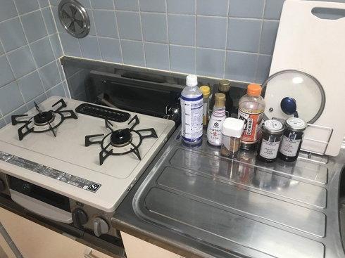 キッチン解決