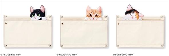 フェリシモ猫部ランドリーグッズ