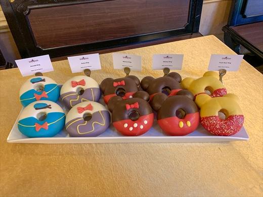 香港ディズニーランド ドーナツ