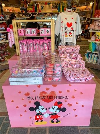 香港ディズニーランド バレンタイン