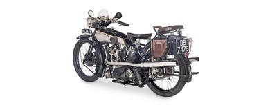 今回の出品車両は「Alpine Grand Sport」という初期型のツーリング仕様