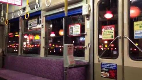 長崎の車窓