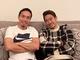 「最後の写真撮影で妻にやられました」 長友佑都&香川真司、平愛梨の巧みなフェイントにまんまとだまされる姿が話題
