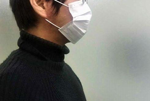 むつ市 ノーマスク 取材 反対 インフルエンザ 市役所