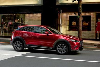 マツダ SUV CX-3 Mazda3