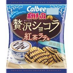 カルビー ポテトチップス チョコレート サンド 阪急うめだ本店