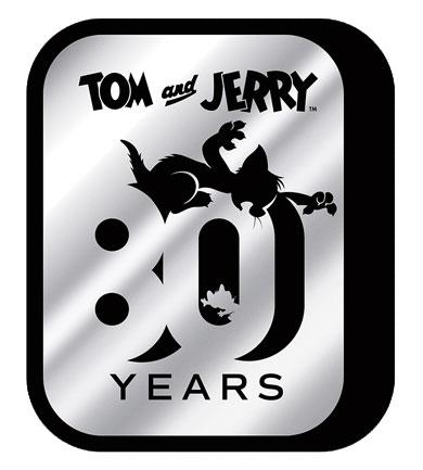 トムとジェリー 80周年 ロゴ 展覧会 原画