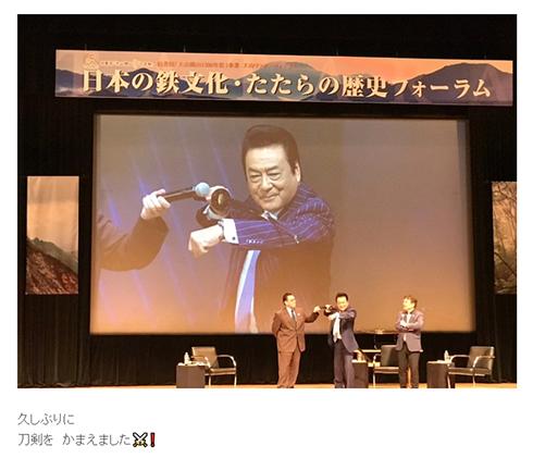 高橋英樹 高橋真麻 小林亜紀子 ゴルフ 桃太郎侍 時代劇 ブログ