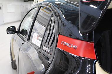 GT-R50 マーチ イタルデザイン 日産京都自動車大学校