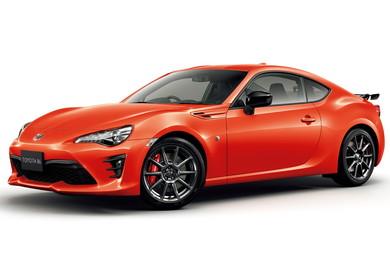 """(参考)86 GT """"Solar Orange Limited"""""""
