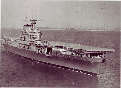 R/V Petrel ホーネット USS Hornet