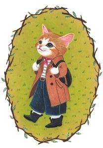 猫の肉球スマホケース